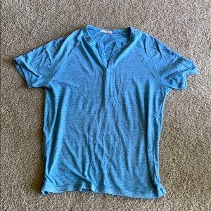 Men's Alternative Henley Shirt